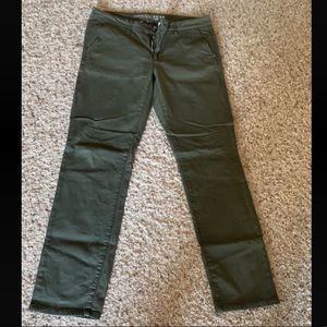 AEO skinny pants 12R